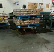 Food Industry Palletizer
