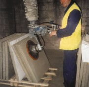 HD Stone Slab Rotator