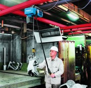 Heavy Duty Production Hoist Option