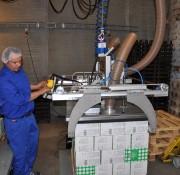 VUSS Multi-Cup Carton Palletizer